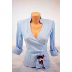 Camasa Bleu Binya