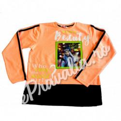 Bluza Oranj Beauty-Influencer