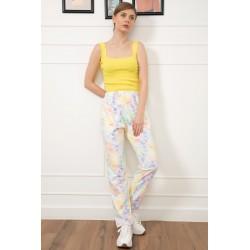 Pantaloni Sport Multicolor...