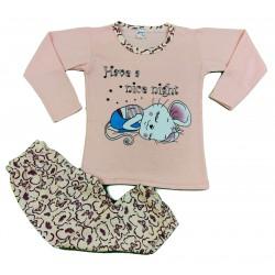 Pijama Roz Nice Night