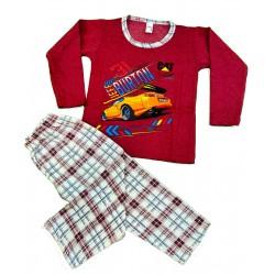 Pijama Grena Masinuta